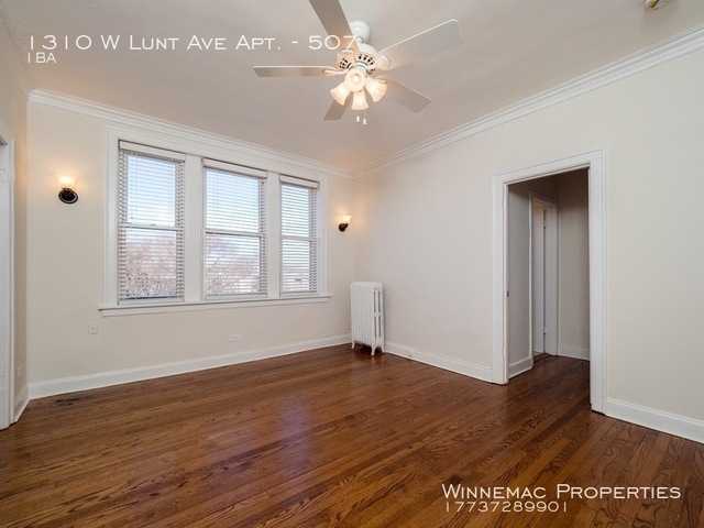 Studio, Rogers Park Rental in Chicago, IL for $860 - Photo 2
