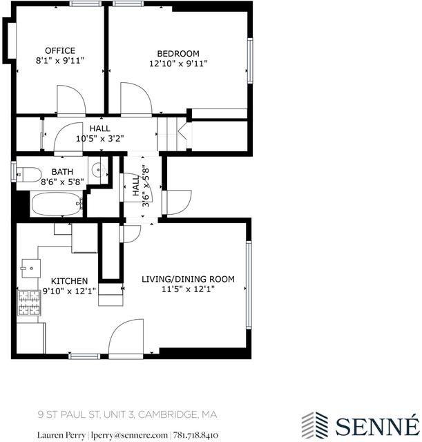 1 Bedroom, Mid-Cambridge Rental in Boston, MA for $2,695 - Photo 2