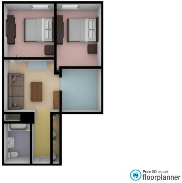 Studio, Financial District Rental in NYC for $2,445 - Photo 1