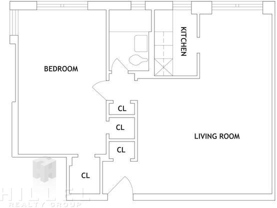 1 Bedroom, Forest Hills Rental in NYC for $1,766 - Photo 2