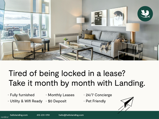 1 Bedroom, Lovers Lane Rental in Dallas for $1,670 - Photo 1