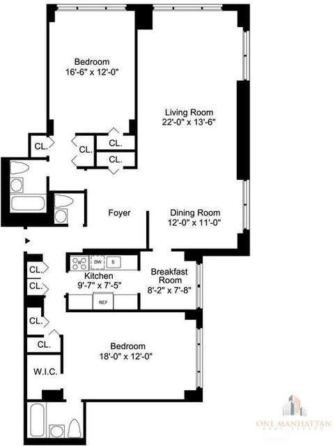 3 Bedrooms, Sutton Place Rental in NYC for $5,800 - Photo 2