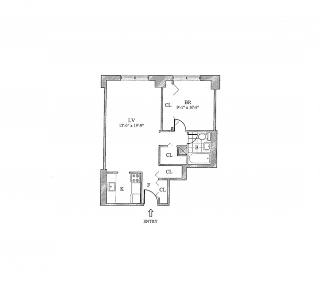 2 Bedrooms, Upper East Side Rental in NYC for $2,562 - Photo 2