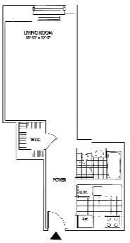 Studio, Financial District Rental in NYC for $2,378 - Photo 2