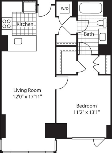 1 Bedroom, Kendall Square Rental in Boston, MA for $3,057 - Photo 1