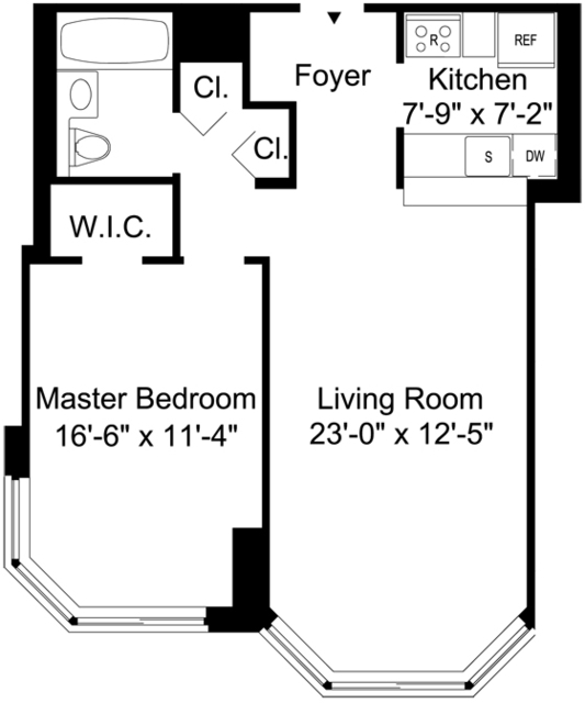 1 Bedroom, Murray Hill Rental in NYC for $2,899 - Photo 2