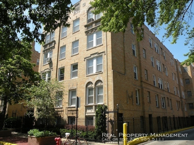 1 Bedroom, Margate Park Rental in Chicago, IL for $995 - Photo 1