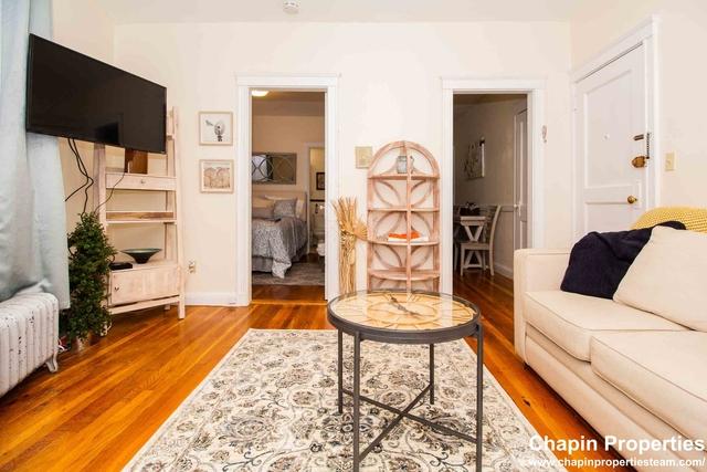 1 Bedroom, Coolidge Corner Rental in Boston, MA for $3,000 - Photo 2