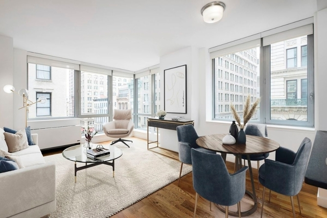 2 Bedrooms, Tribeca Rental in NYC for $6,000 - Photo 2