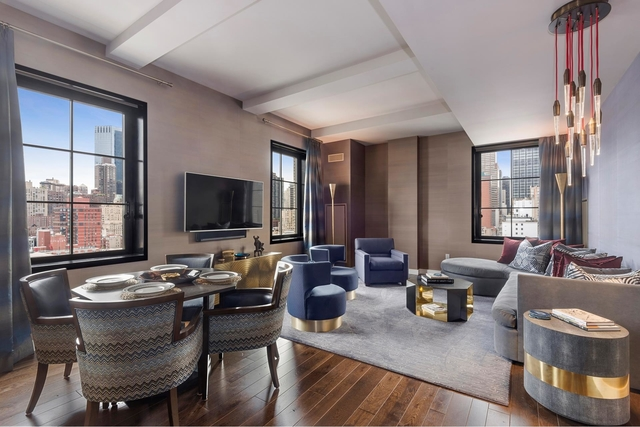2 Bedrooms, Hell's Kitchen Rental in NYC for $9,750 - Photo 1