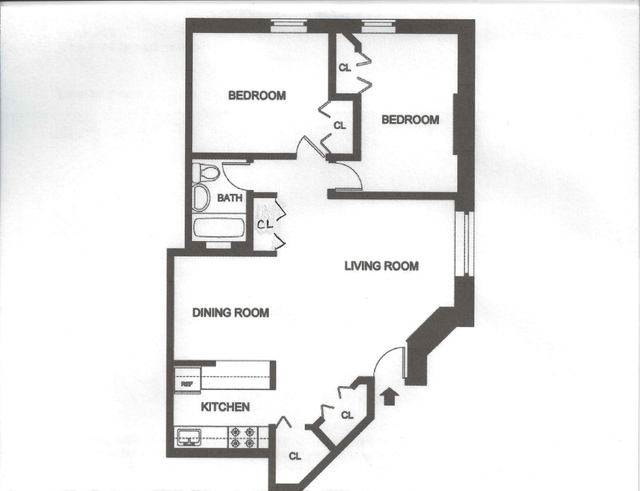 2 Bedrooms, NoLita Rental in NYC for $5,395 - Photo 2