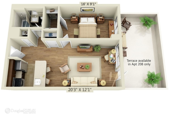 1 Bedroom, Chelsea Rental in NYC for $3,349 - Photo 1