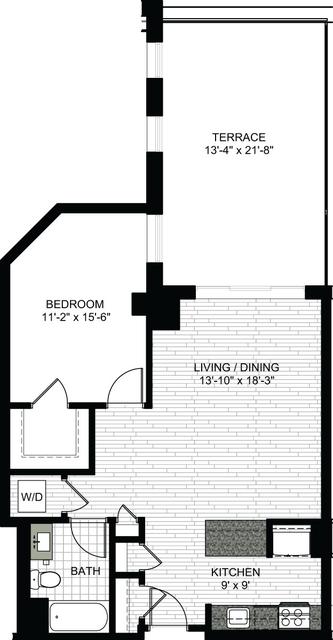 1 Bedroom, Downtown Boston Rental in Boston, MA for $2,731 - Photo 1