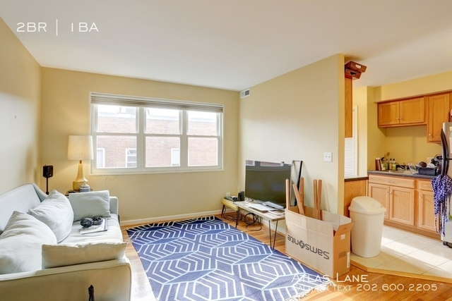 2 Bedrooms, Pleasant Plains Rental in Washington, DC for $2,300 - Photo 1