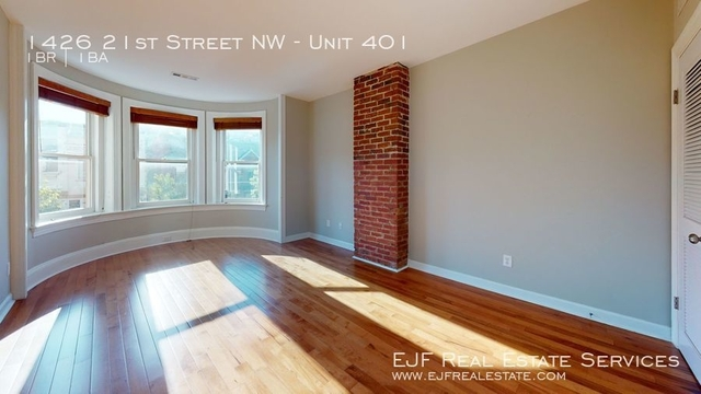 1 Bedroom, Dupont Circle Rental in Washington, DC for $2,250 - Photo 2