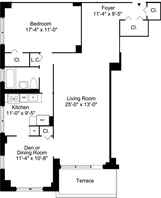 2 Bedrooms, Upper East Side Rental in NYC for $4,913 - Photo 2