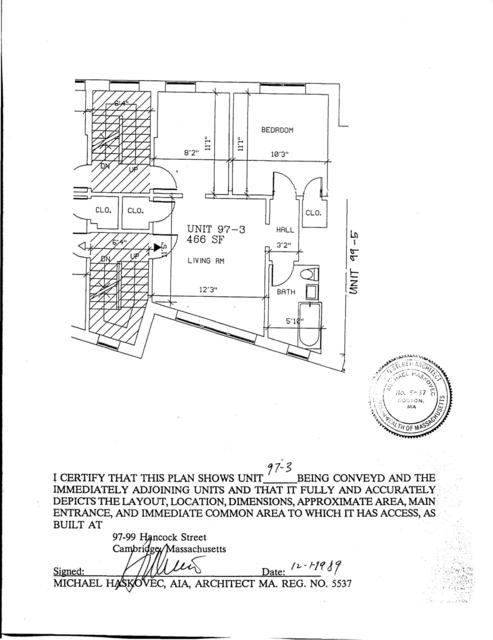 1 Bedroom, Mid-Cambridge Rental in Boston, MA for $2,000 - Photo 2