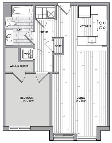 1 Bedroom, D Street - West Broadway Rental in Boston, MA for $2,675 - Photo 1