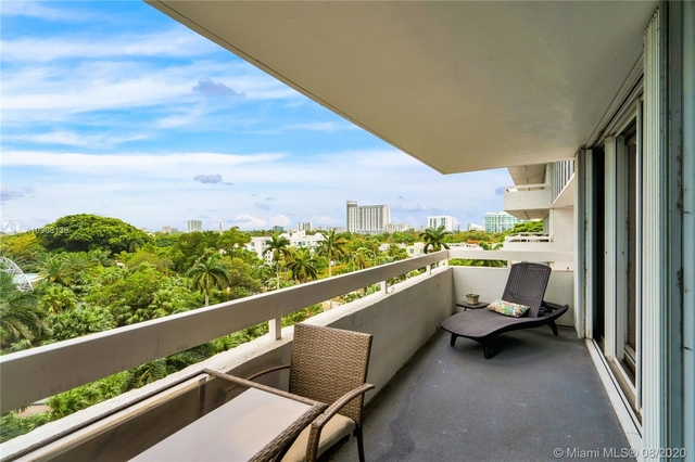 2 Bedrooms, Millionaire's Row Rental in Miami, FL for $3,150 - Photo 1