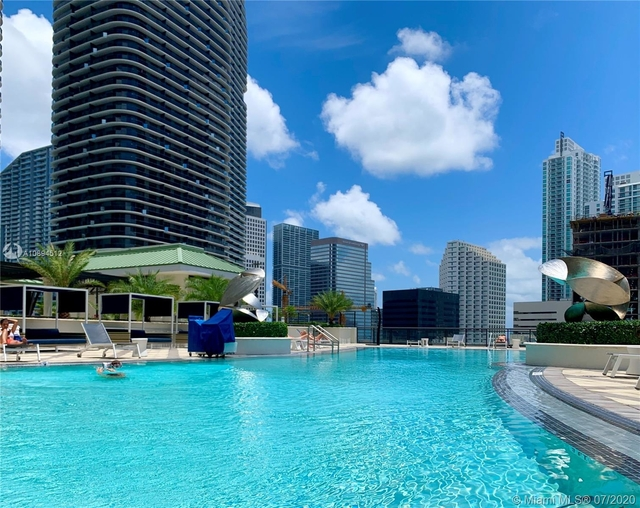 2 Bedrooms, Mary Brickell Village Rental in Miami, FL for $3,400 - Photo 1