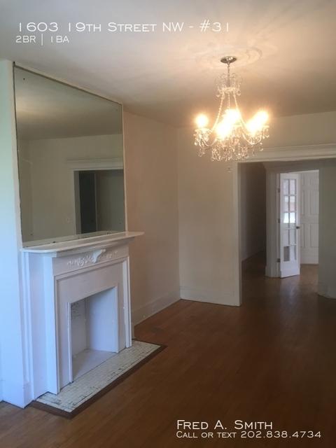 2 Bedrooms, Dupont Circle Rental in Washington, DC for $2,600 - Photo 1