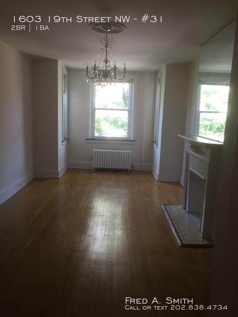 2 Bedrooms, Dupont Circle Rental in Washington, DC for $2,600 - Photo 2