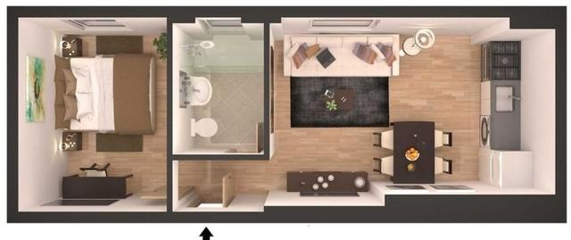 1 Bedroom, SoHo Rental in NYC for $2,695 - Photo 2