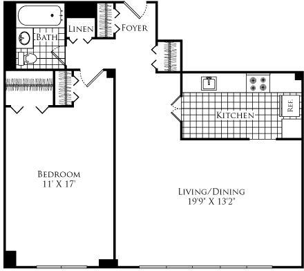 1 Bedroom, Neighborhood Nine Rental in Boston, MA for $2,045 - Photo 1