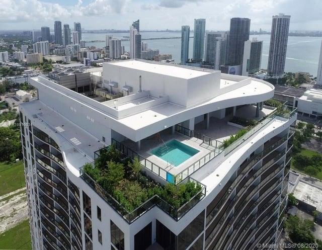 Studio, Media and Entertainment District Rental in Miami, FL for $1,800 - Photo 1