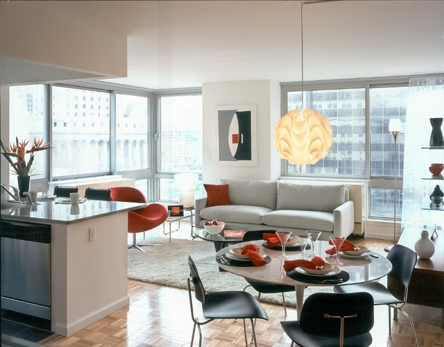 Studio, Civic Center Rental in NYC for $3,225 - Photo 1