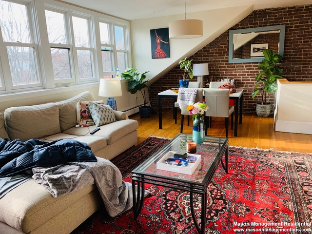 2 Bedrooms, Shawmut Rental in Boston, MA for $3,295 - Photo 1