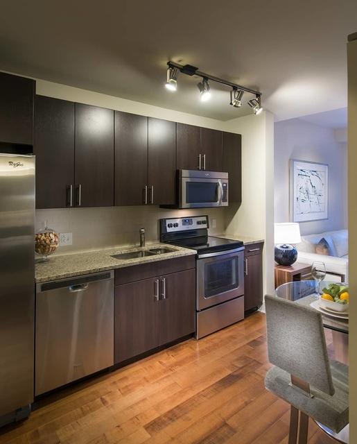Studio, Seaport District Rental in Boston, MA for $2,498 - Photo 2