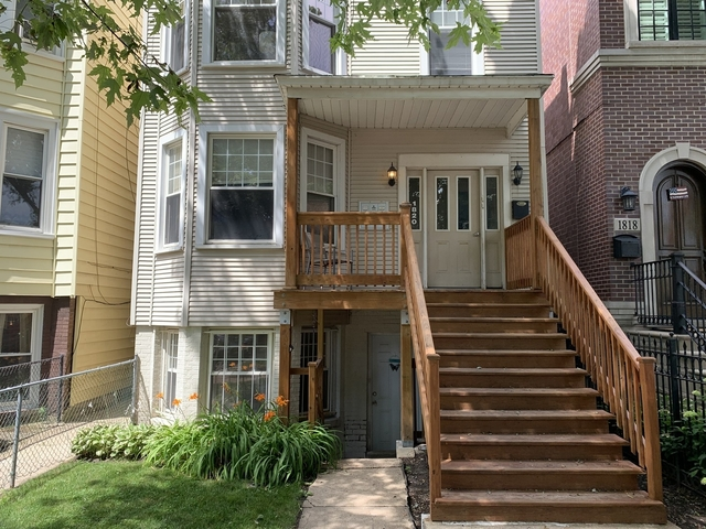 2 Bedrooms, Roscoe Village Rental in Chicago, IL for $1,875 - Photo 1