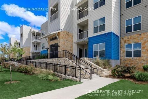 2 Bedrooms, Pecan Springs Springdale Rental in Austin-Round Rock Metro Area, TX for $1,246 - Photo 1