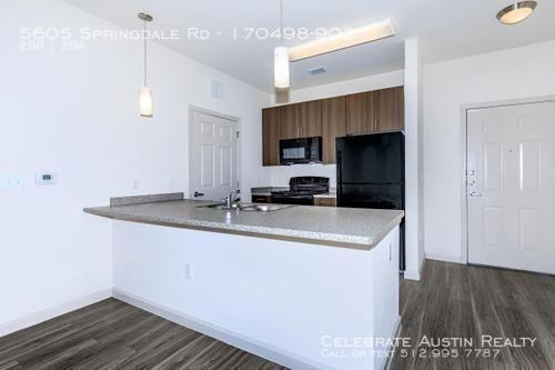 2 Bedrooms, Pecan Springs Springdale Rental in Austin-Round Rock Metro Area, TX for $1,246 - Photo 2