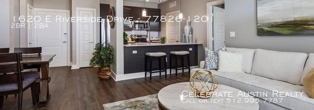 2 Bedrooms, Riverside Rental in Austin-Round Rock Metro Area, TX for $2,639 - Photo 1
