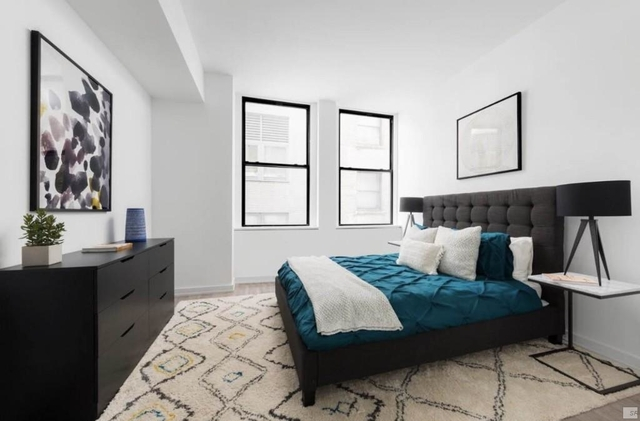 1 Bedroom, Financial District Rental in NYC for $4,487 - Photo 1