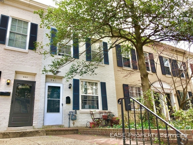 Foggy Bottom Gwu West End Apartments For Rent Including No Fee Rentals Renthop