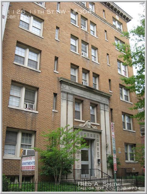 Studio, Mount Vernon Square Rental in Washington, DC for $1,395 - Photo 1