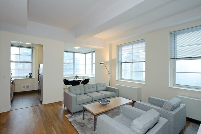 2 Bedrooms, Financial District Rental in NYC for $4,967 - Photo 1