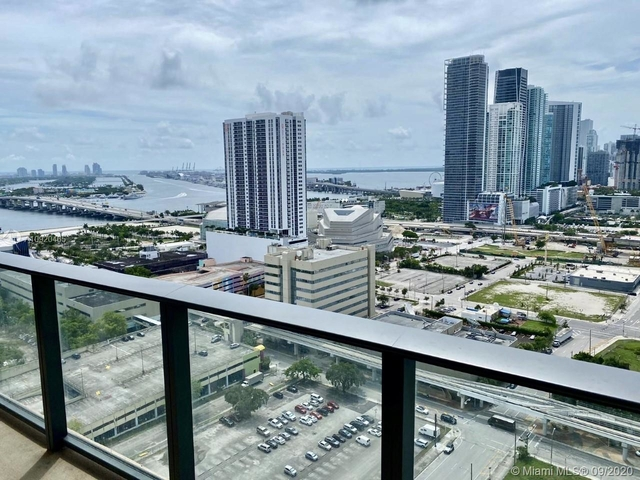 2 Bedrooms, Media and Entertainment District Rental in Miami, FL for $2,695 - Photo 2