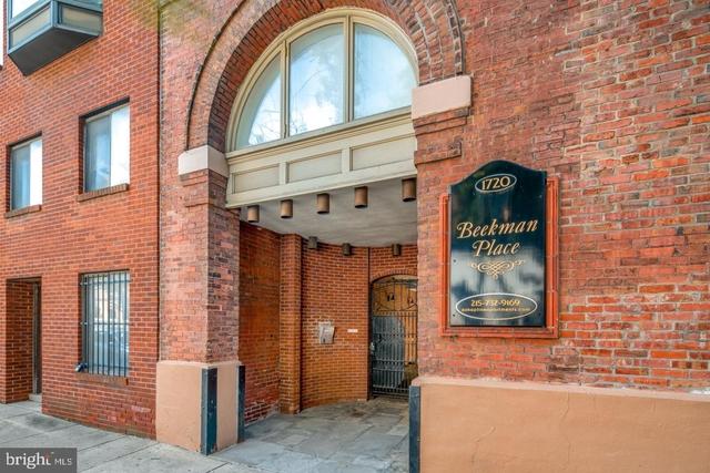 1 Bedroom, Rittenhouse Square Rental in Philadelphia, PA for $1,575 - Photo 1