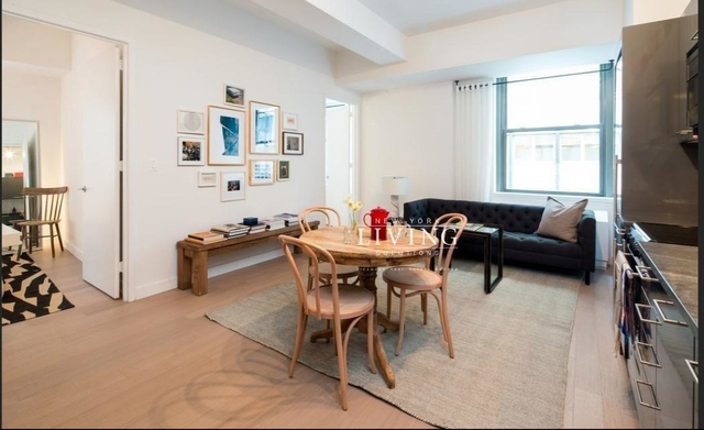 1 Bedroom, Financial District Rental in NYC for $3,558 - Photo 1