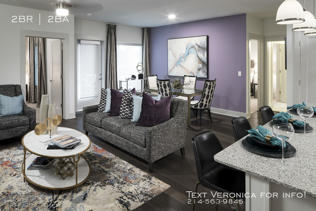 2 Bedrooms, Vickery Place Rental in Dallas for $2,415 - Photo 1