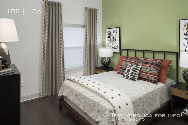 1 Bedroom, Vickery Place Rental in Dallas for $1,565 - Photo 1