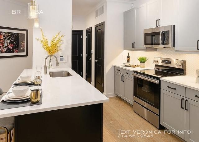 1 Bedroom, Uptown Rental in Dallas for $1,787 - Photo 1