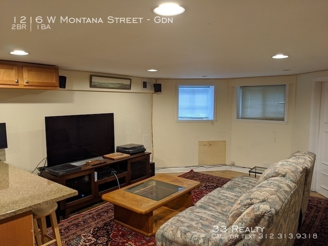 2 Bedrooms, Wrightwood Rental in Chicago, IL for $1,395 - Photo 2