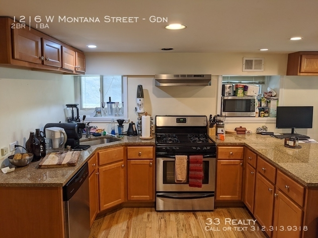 2 Bedrooms, Wrightwood Rental in Chicago, IL for $1,395 - Photo 1