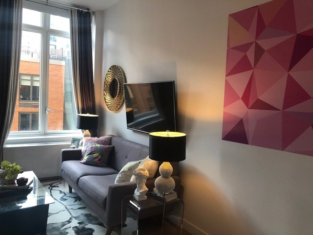 Studio, Hell's Kitchen Rental in NYC for $3,200 - Photo 1