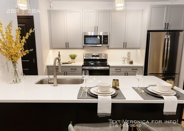 2 Bedrooms, Uptown Rental in Dallas for $2,312 - Photo 1